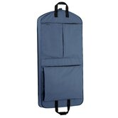 "45"" Mid Length Garment Bag with Extra Capacity"