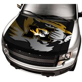 NCAA Auto Hood Cover