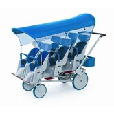 Runabout 6-Passenger Tandem Stroller