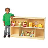 Value Line Birch Mobile Preschool Shelf