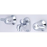 Central Brass Bathroom Sink Faucets