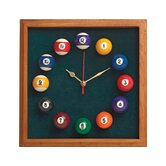 Novelty Items Square Clock