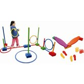 62 Pieces Agility Play Set