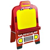 Fire Engine Easel