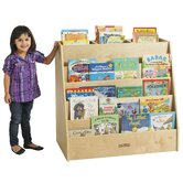 Display &amp; Store Mobile Book Cart