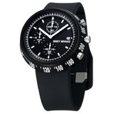 Trapezoid Al Men's Watch in Black