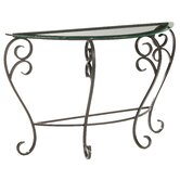 Stone County Ironworks Console Tables
