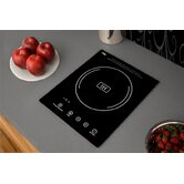3.25&quot; x 12&quot; Induction Cooktop in Black