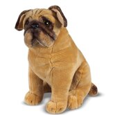 Pug Plush Stuffed Animal
