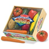 Play-Time Veggies