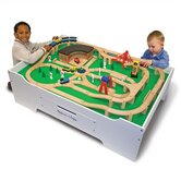 Melissa and Doug Train Sets & Tables
