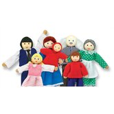 Happy Family Doll Set