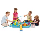 Children's Catch The Ducky Water Toys for 4 Children