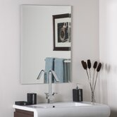 Frameless Leona Mirror