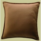 "Café Cinnamon 18"" x 18"" Accent Pillow"