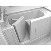 Acrylic 51&quot; x 30&quot; Bath Tub with Jet Massage System