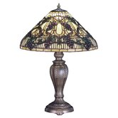 Tiffany Fruit Jeweled Grape Table Lamp