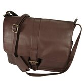 Heritage Montana Messenger Bag in Café
