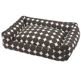 Speckle Lounge Dog Bed