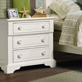 Cottage Grove 3 Drawer Nightstand