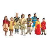 Multi-Cultural Dress Up Costume Collection