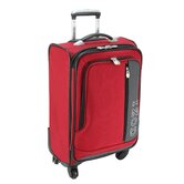 "Izod Journey 2.0 20"" 4 Wheeled Expandable Wheelaboard Suitcase"
