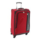 Izod Journey 2.0 24&quot; 4 Wheeled Expandable Upright Suitcase