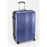 "Izod Voyager 2.0 28"" 4 Wheeled Expandable Upright Suitcase"