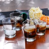 Double Old Fashioned Glass (Set of 4)