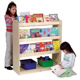 Mobile Book Display Unit