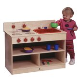 Toddler 2-in-1 Kitchen Unit