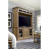 Down Home 70&quot; TV Stand and Hutch