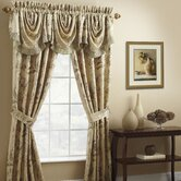 Iris Drapes and Valance Set