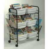 Teacher's Value Book Cart