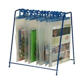 Compact Bag Stand with Optional 10 Bags