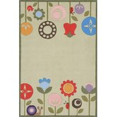 Whimsy Grass Kids Rug