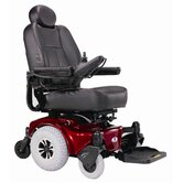 Center-Wheel Drive Power Wheelchairs