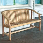 Charles Teak Garden Bench