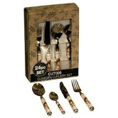 24 Piece Cliveden Cutlery Set