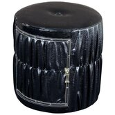 &quot;Boudoir&quot; Storage Pouffe