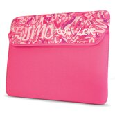 SUMO Graffiti Neoprene Sleeve in Pink