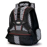 "17.3"" Premium Backpack TrackPak in Black and White"