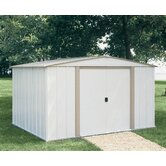 Salem  Steel Storage Shed