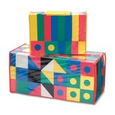 152 pc Wonderfoam Blocks, Non-Toxic, 152 Piece, Assorted