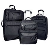 Hybrid Fuse X2 3 Piece Luggage Set