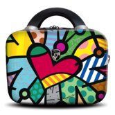 Britto Butterfly Love Cosmetic Bag