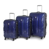 Victoria 3 Piece Luggage Set