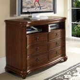 Melbourne 6 Drawer Media Chest