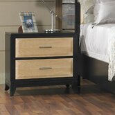 Insignia 2 Drawers Nightstand