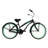 Women's 3-Speed Aluminum Beach Cruiser